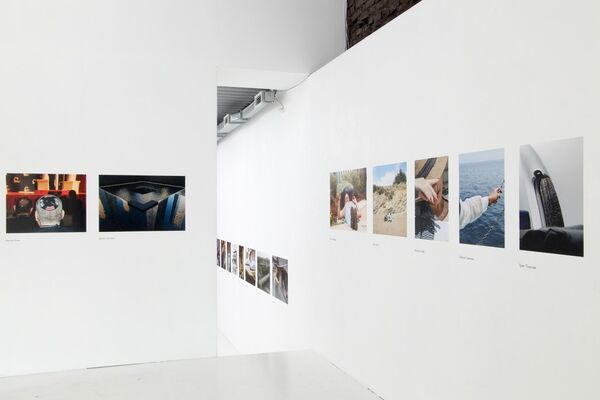 A Great Sum (In Parts), installation view