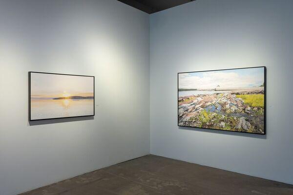 Julie Desmarais: Passage, installation view