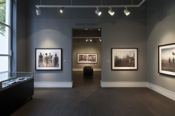 Before They Part II, installation view
