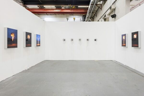 Stems Gallery at SUNDAY 2018, installation view