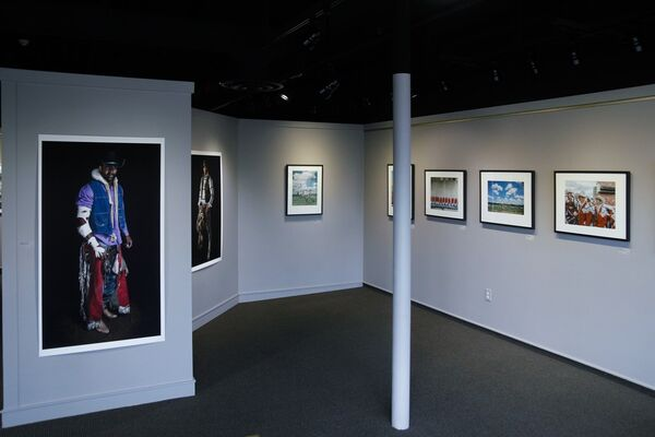 New Americana: National Play, installation view
