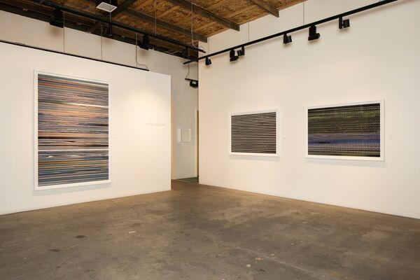 JEFFREY BLONDES, installation view