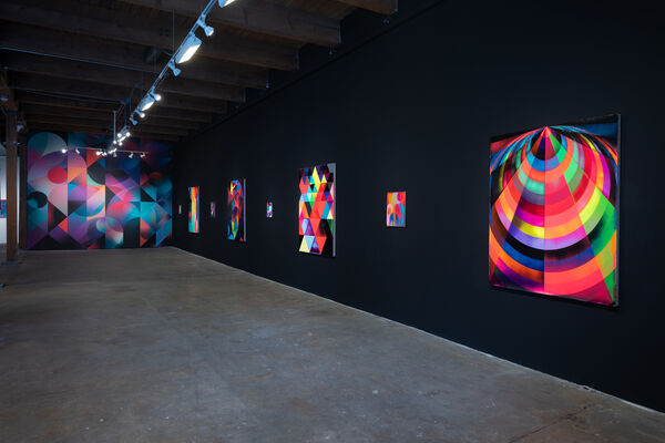 Shannon Finley: END OF LINE, installation view