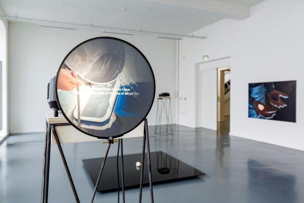 Zaratán, installation view