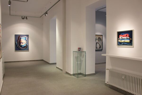 EMPIRE OF THINGS | Alberto Magnani, installation view