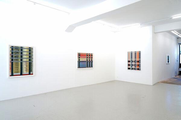 SICHTEN – Polyscapes 2005-15, installation view