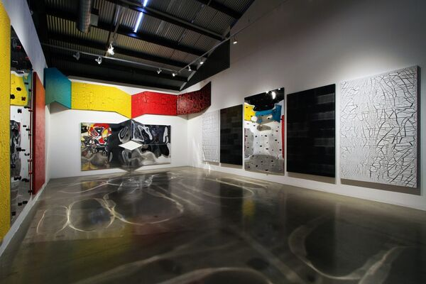 Moses@90 : Phase Two, installation view