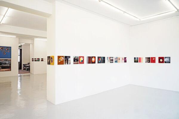 wiedemann/mettler: lovers' lane, installation view
