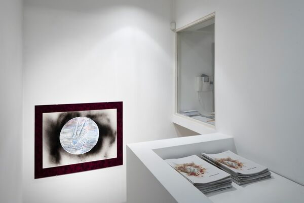 AFTERSHOCK - The Grammar of Silence | Werner Schreib and Annea Lockwood, curated by Rozemin Keshvani, installation view