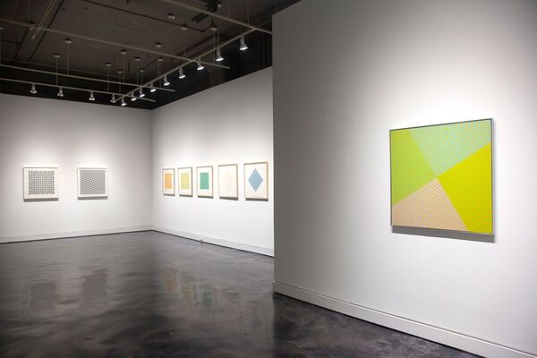Optical // Obstacle, installation view