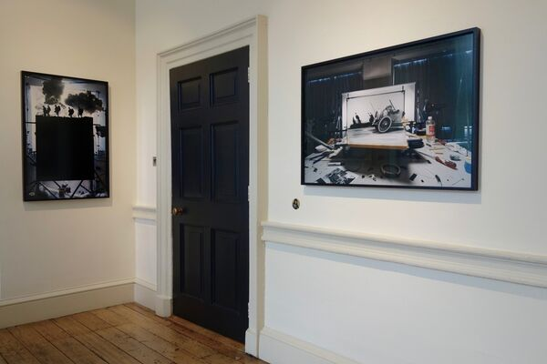 East Wing at Photo London 2017, installation view