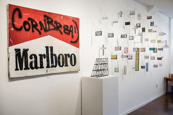 Signs, installation view