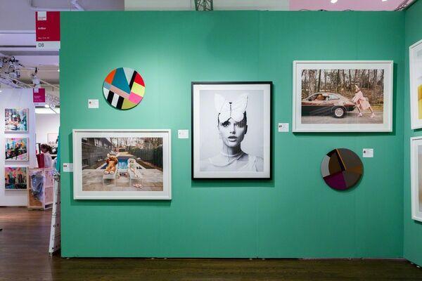 ArtStar at Affordable Art Fair New York Spring 2019, installation view