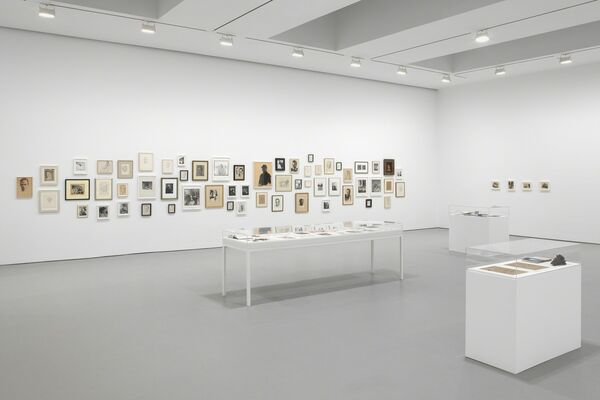The Young and Evil, installation view