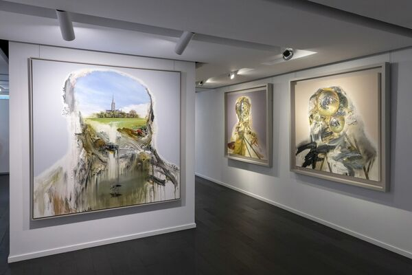 David Kim Whittaker - A Curated Exhibition / Hong Kong, installation view
