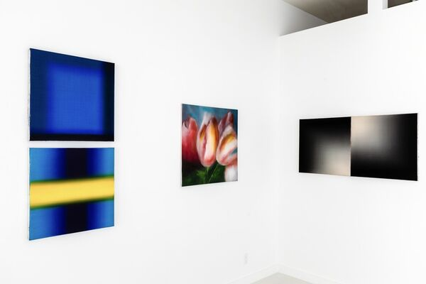 The Color of Light, installation view
