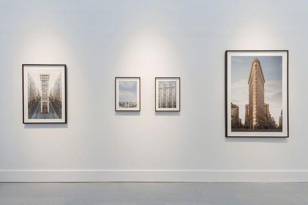 Marc Yankus | The Secret Lives of Buildings, installation view