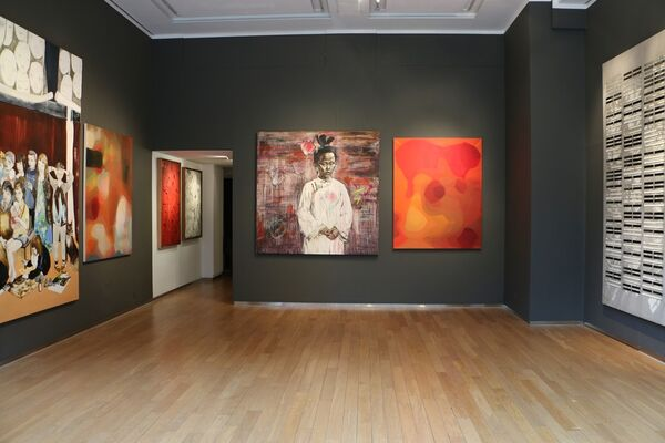 Summer Show - Painting 2016, installation view