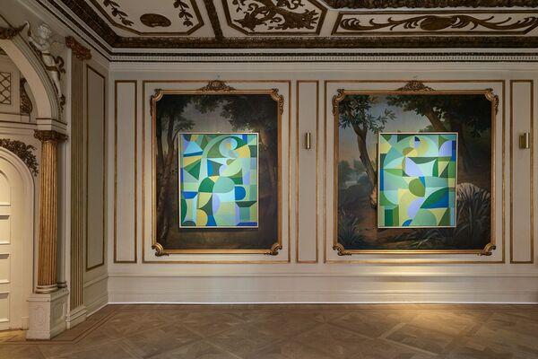 Liselotte Watkins & Sigrid Hjertén, installation view