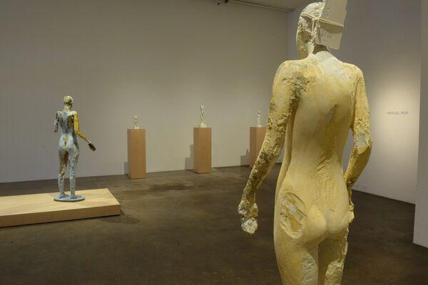 Manuel Neri: FIGURA | Form + Fragment, installation view