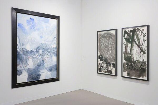 Waddington Custot at Art Basel in Hong Kong 2018, installation view