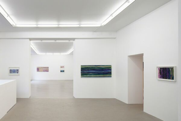 Tor Arne: Paintings 2013–2015, installation view