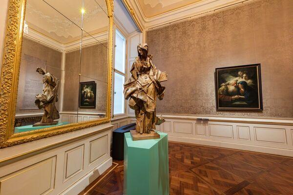 HEAVENLY! The Baroque Sculptor Johann Georg Pinsel, installation view