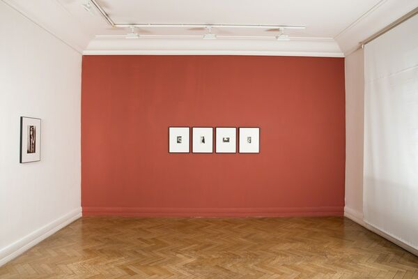 """""""BAROQUE ! """", Carlo Mollino, installation view"""