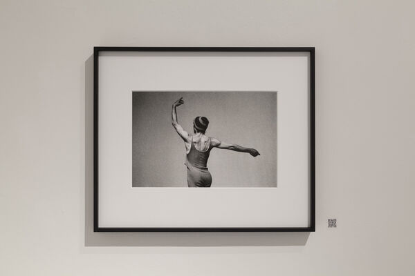 Back To Dance, installation view
