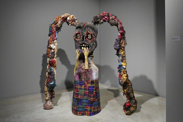 Hyon Gyon, installation view