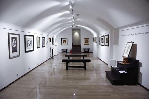 Georges Braque. La nascita del Cubismo, capolavori grafici, installation view