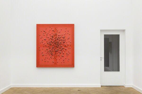 Daniel Sinsel, installation view