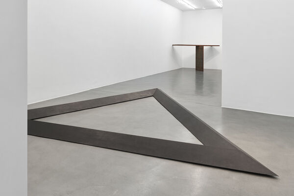 Metal, installation view