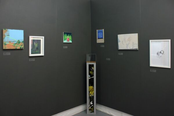 Tracing PAPER, installation view
