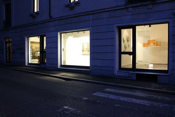 LANDSKIP | Jernej Forbici - Marika Vicari, installation view