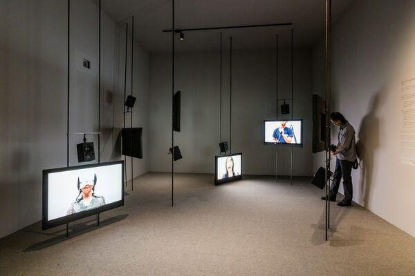 Taipei Biennial 2016, installation view