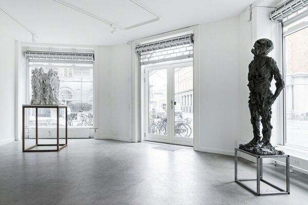 The Innocent Guilty, installation view