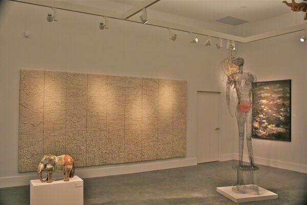 Winter Dreams - Donald Bracken, installation view