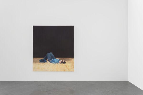 Tim Eitel: Sites and Attitudes, installation view