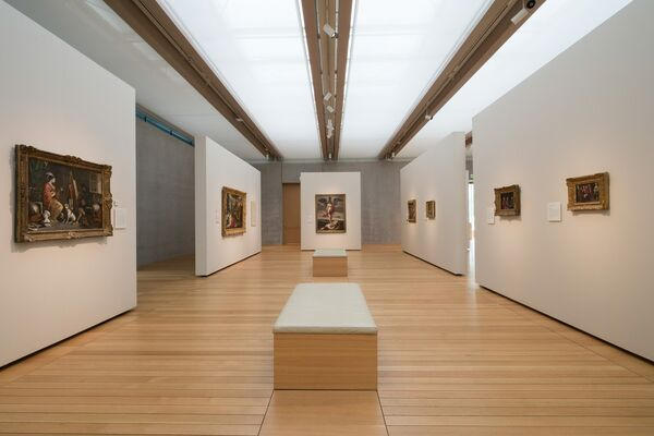 The Brothers Le Nain: Painters of Seventeenth-Century France, installation view