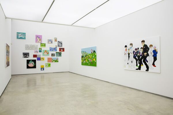 LEE Dong Gi, installation view