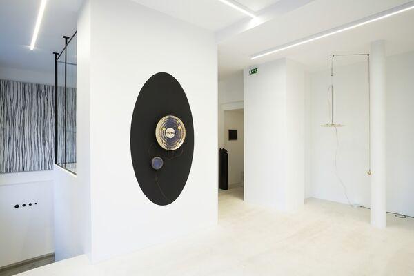 Fontanella Secca, installation view