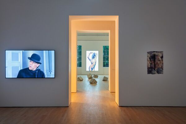 Artistic Differences, installation view