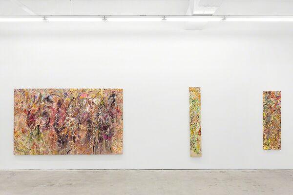 Michael Jon & Alan at Dallas Art Fair 2016, installation view