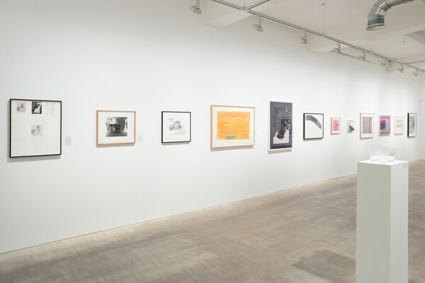 Prints I published, installation view