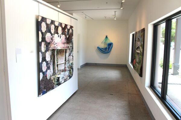 Residency, installation view