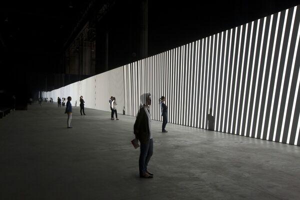 CARSTEN NICOLAI: unidisplay, installation view
