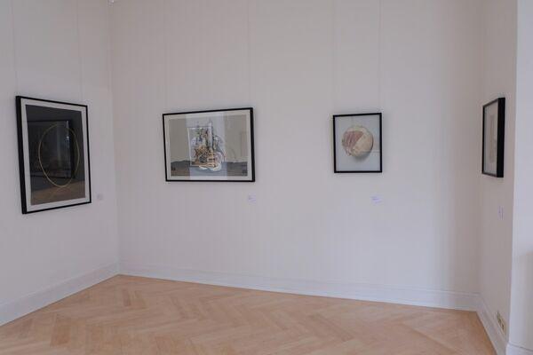 Xuan Wang: GeSchichten, installation view