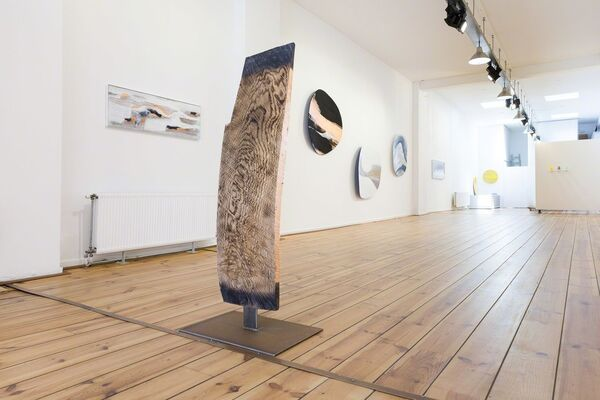 John O' Carroll: Place - Alchemy of Nature, installation view
