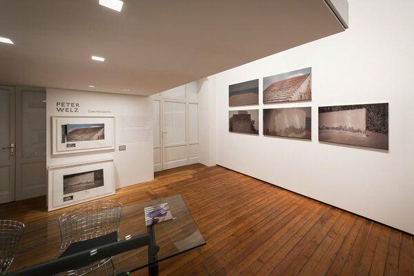 Portrait Malaparte, installation view